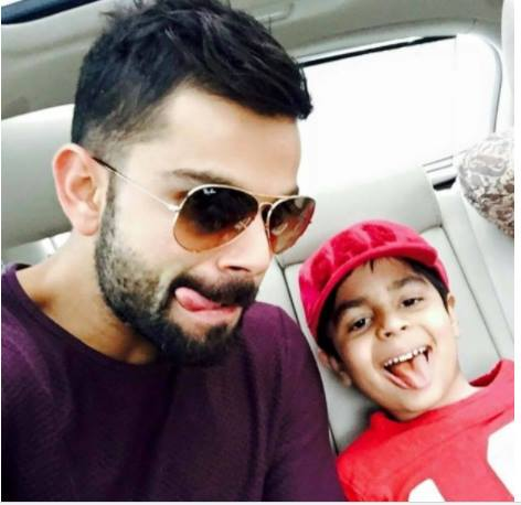 Unseen Pictures Of Virat Kohli And His Beautiful Family