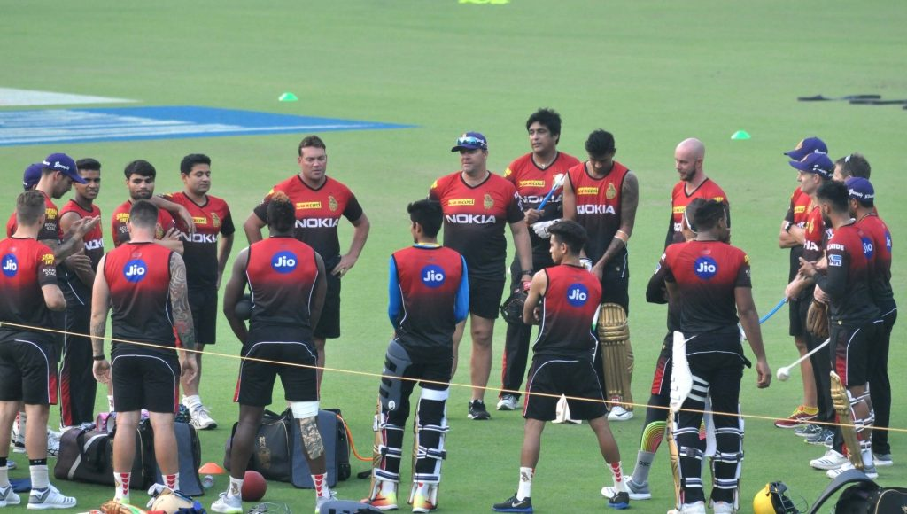 IPL 2018: Match 3 (KKR vs RCB) - Stats Preview