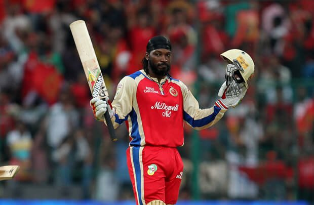Blast From the Past : IPL 2013 - The Chris Gayle Day