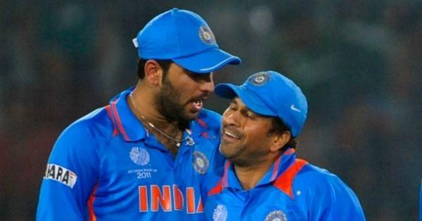 Sachin Tendulkar Recalls His First Memory Of Yuvraj Singh