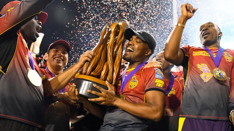 TKR ने सबसे ज्यादा 3 बार सीपीएल के खिताब पर कब्जा किया हैं।