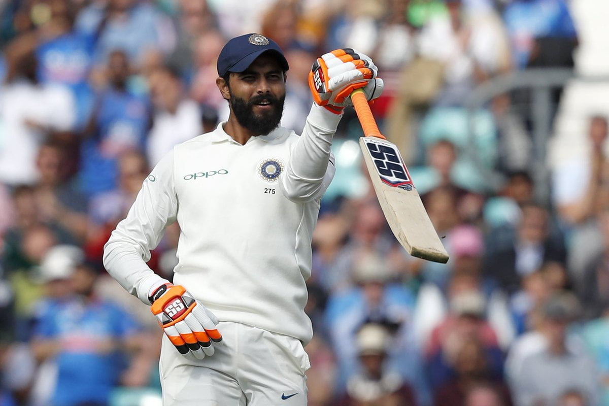 Ravindra Jadeja Lashes Out On A Fan For Criticising Him