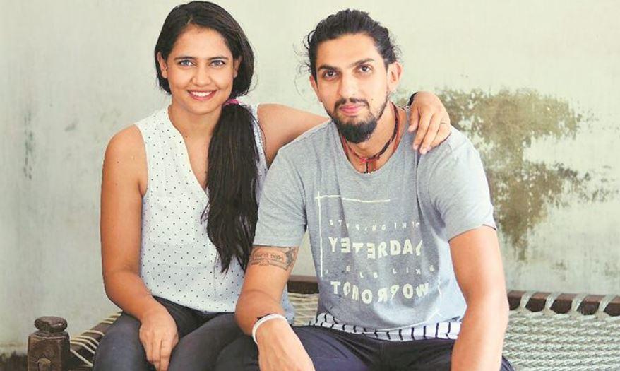 Ishant Sharma Cried For 15 Days On A Trott?