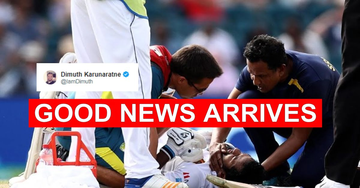 Dimuth Karunaratne Gets Clearance To Bat Again After The