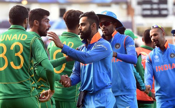 India and Pakistan team