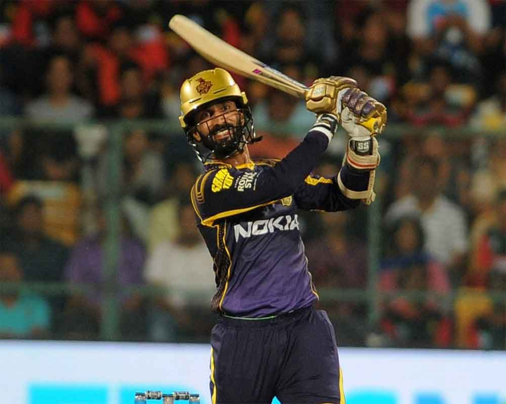 Dinesh Karthik Feels KKR Players Ready To Play IPL For Kolkata People