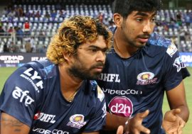 Bumrah and Malinga