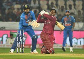 West Indies Cricketer Shimron Hetmyer