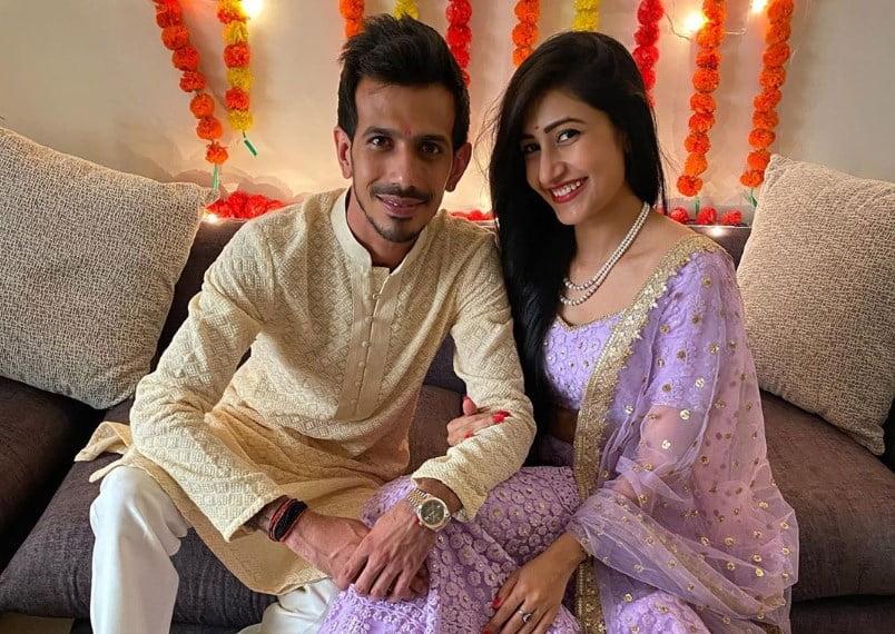 chahal fiance