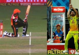 khan wicket