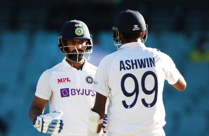 vihari ashwin
