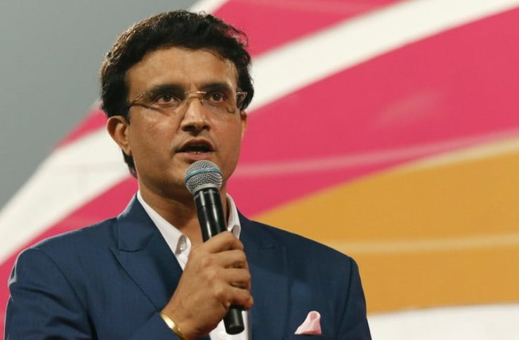 ganguly discharged
