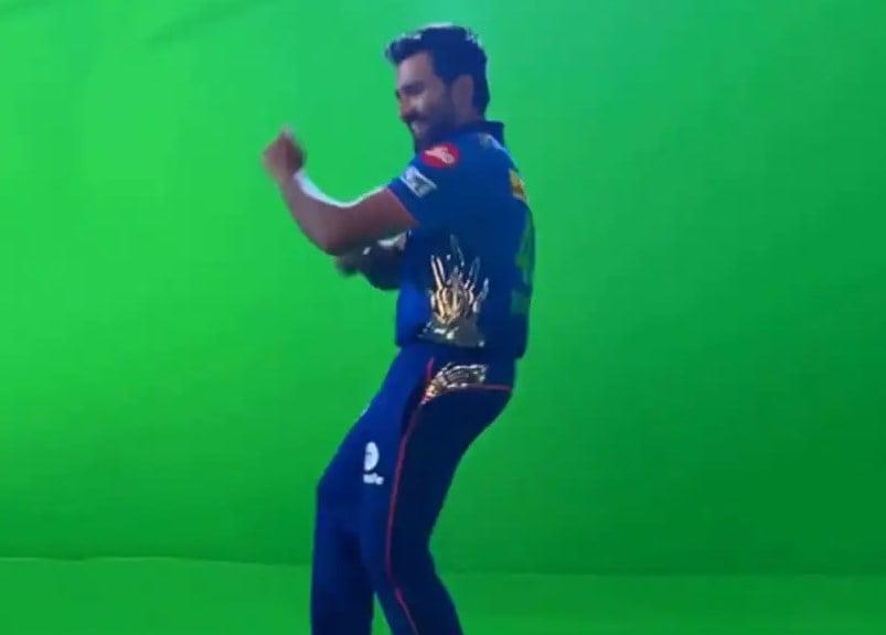 rohit sharma dance