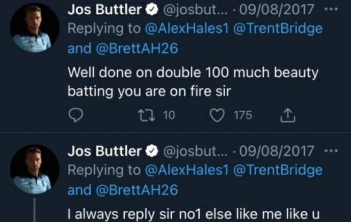 jos buttler