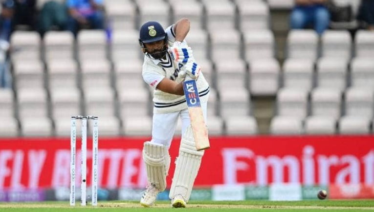 WATCH: Rohit Sharma Uses Binoculars To Watch The Game